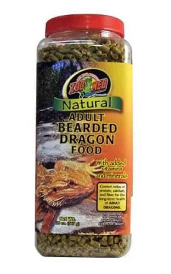 ZOO MED Natural Pogona adulte 567 g