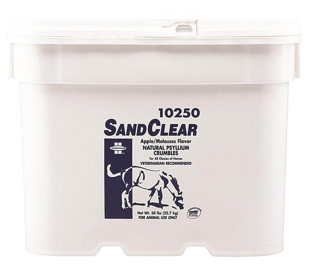Farnam Sand Clear pour les coliques de sable Cheval 22,65 kg