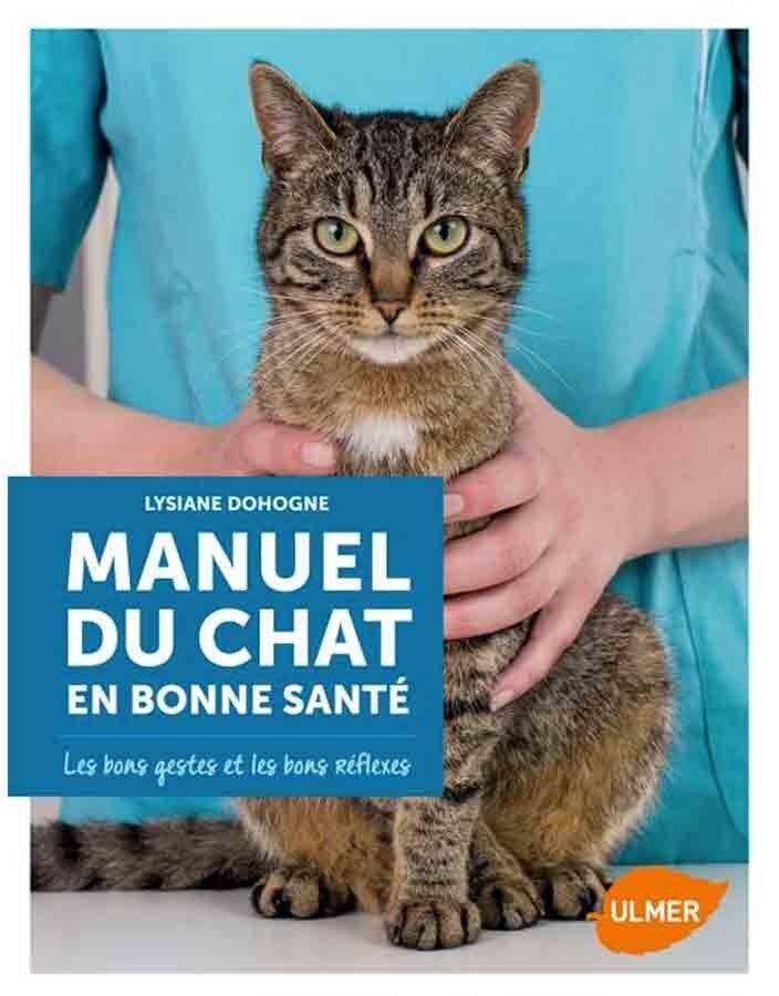 Edition Ulmer Livre - Manuel du chat en bonne santé