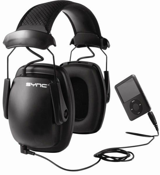 Honeywell Casques anti-bruit Sync Stereo CONNXN I-PAD.MP3