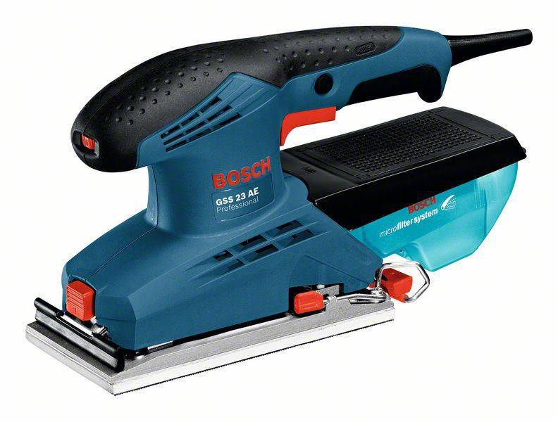 Bosch Ponceuse orbitale GSS23AE-180W