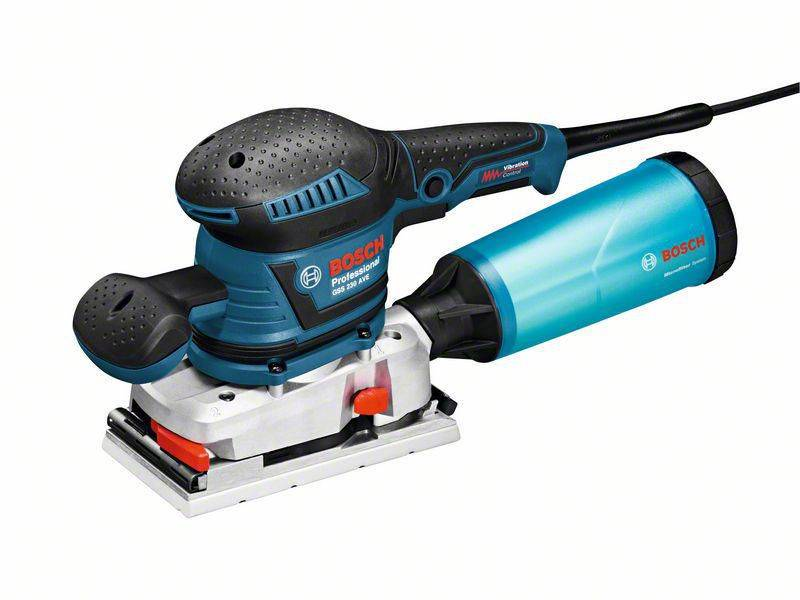 Bosch Ponceuse orbitale GSS 230 AVE/L-BOXX