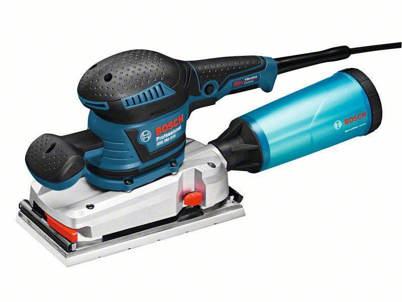 Bosch Ponceuse orbitale GSS 280 AVE/L-BOXX