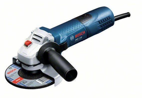 Bosch Sans fil Meuleuse GWS 7-125