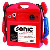 Sonic Jeu de booster Booster 12/24V 2400-1200CA