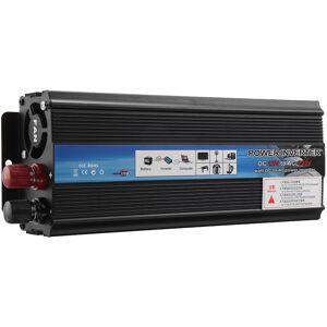 Lbtn - 5000W 12V-220V AC Convertisseur de tension Onduleur solaire LED - Publicité