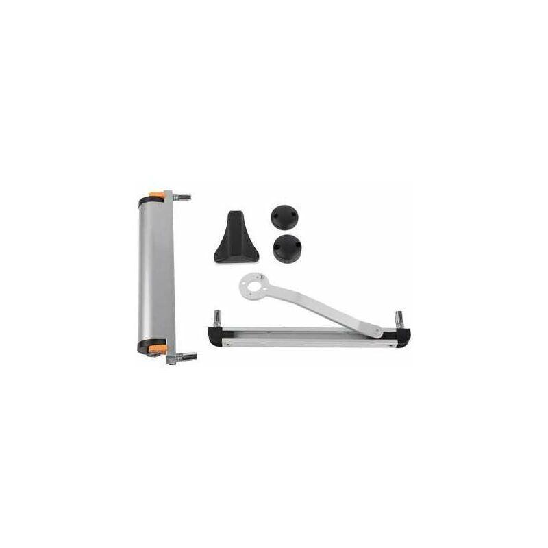 Locinox - Ferme-porte compact pour portail - Pour portillons jusqu'à