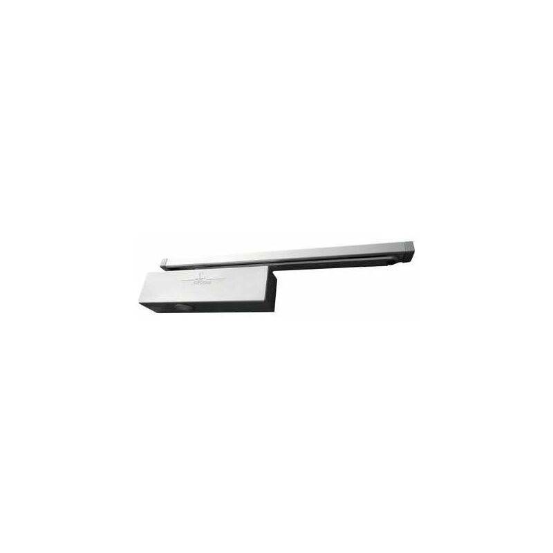 GROOM Ferme-porte GROOM 3400 - Bras anti-vandalisme - Argent - GR340511