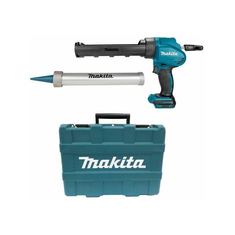 Makita DCG180RTX Pistolet à mastic à batteries 18V Li-Ion set (1x