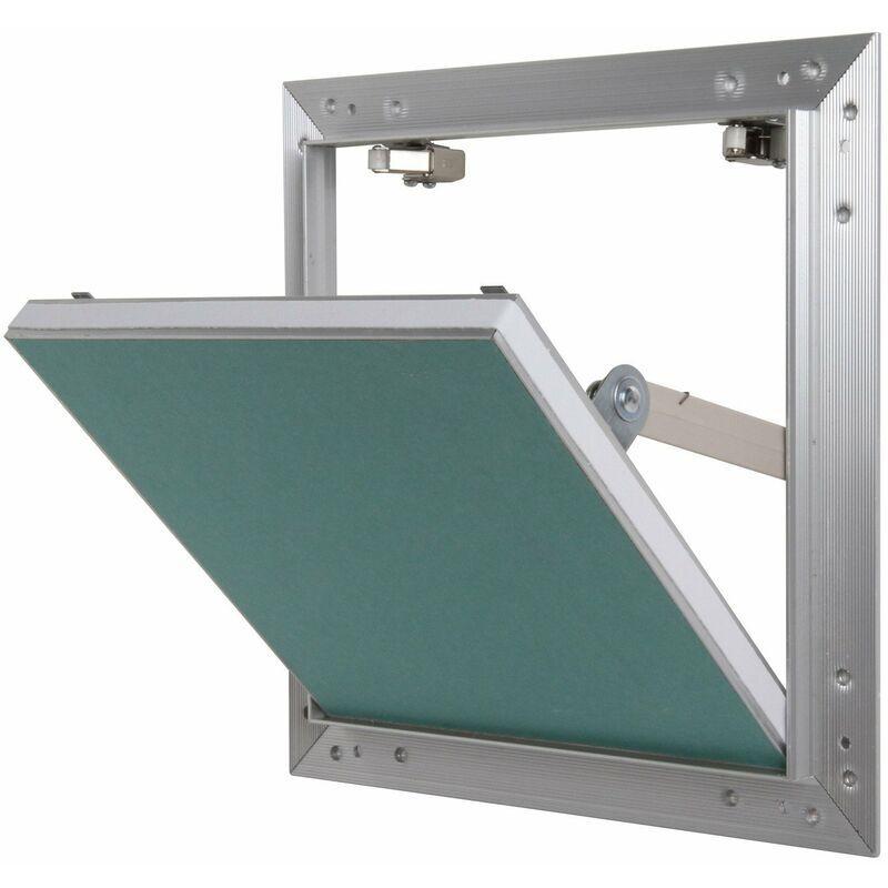 SEMIN Trappe de visite alu hydro 400 mm x 400 mm x 12.5 mm - ouverture