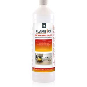 HöFER CHEMIE 15 x 1 Litre Bioéthanol à 96,6% dénaturé - Publicité
