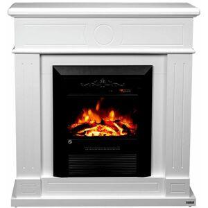 GLOW-FIRE Cheminée avec cadre Bianca Ares cm 103x99x26 GLOW-FIRE 190113 - Publicité