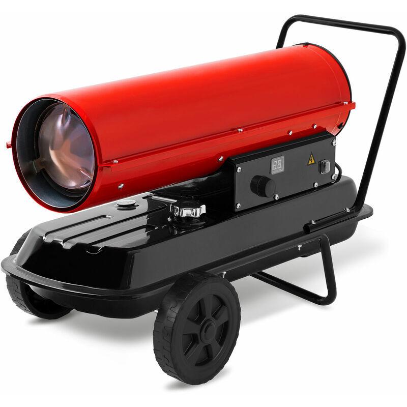 EBERTH 30 kW Canon à Air chaud Diesel (Châssis, Protection contre Surchauffe,