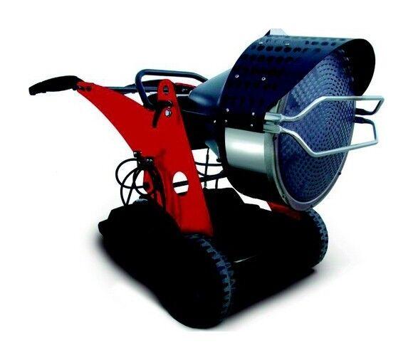 Sodise - GENERATEUR MOBILE FIOUL A RAYONNEMENT 42KW -S11036