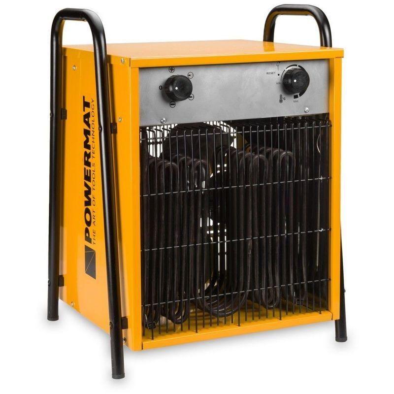HUCOCO POWER TOOL   Chauffage d'atelier électrique   Puissance chauffe