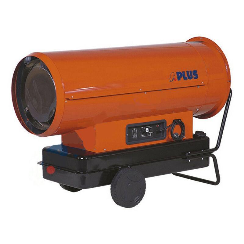 Splus - Générateur d'air chaud fioul automatique à combustion directe