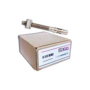 NM - 50 goujons d'ancrage Aisi 304 M8 x 75mm (D. 8 mm) Inox A2 - Publicité