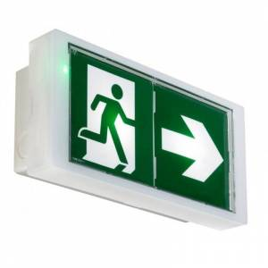 KAUFEL Bloc de secours LED BAES/BAEH PRIMO3 EVACUATION 1H SATI - Publicité