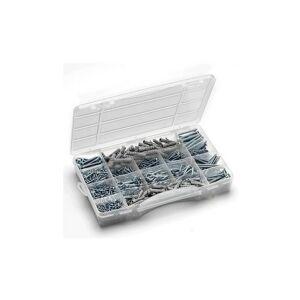 SUD BOIS Coffret de fixation 1155 pièces Multiproduits - Publicité