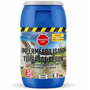 ARCANE INDUSTRIES Hydrofuge Oléofuge Terrasse Béton / Pierre - IMPERTERRASSE BETON - Publicité