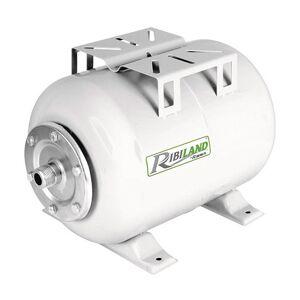 RIBIMEX Réservoir 50 L horizontal pour suppresseur à eau - PRS50/P - Ribiland - Publicité