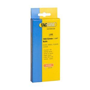 Tacwise - Boîte de 1000 clous en acier galvanisé en bande de type 180 - Publicité