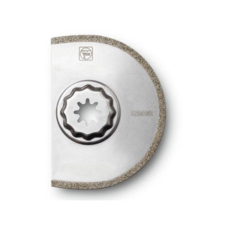 FEIN Lames de scie diamant segmentées 1.2mm - 63502216/63502217 (Ø 75