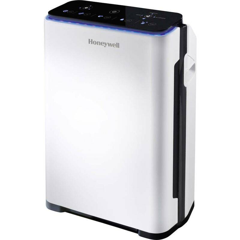 HONEYWELL AIDC Purificateur dair HPA710WE4 21 m² 33 W blanc, noir - Honeywell Aidc