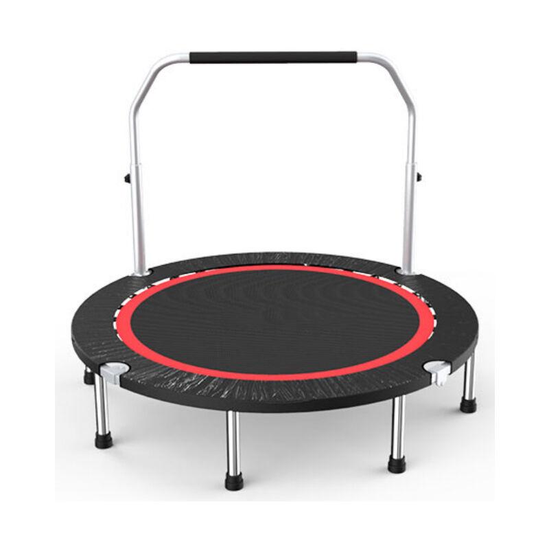 SKECTEN 40ich Trampoline Pliable, Trampoline de Fitness, Trampoline de Saut