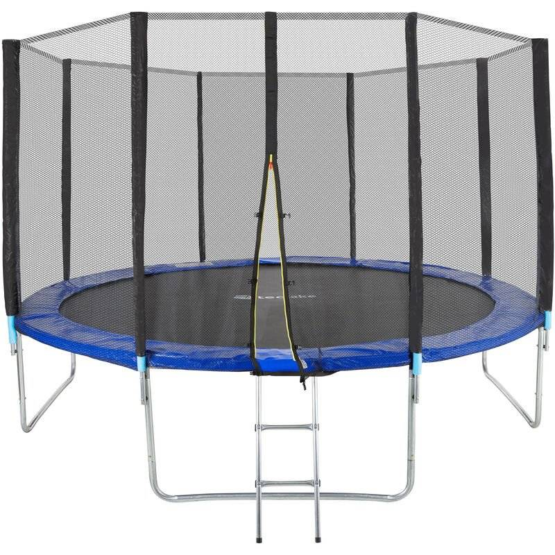 Tectake - Trampoline Garfunky - trampoline d´extérieur, trampoline de