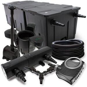 Wiltec - SunSun Kit filtration de bassin 90000l 36W St?rilisateur - Publicité