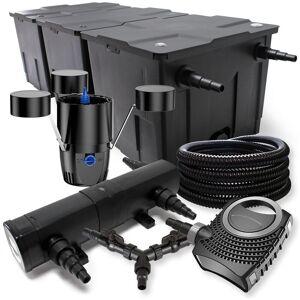Wiltec - SunSun Kit filtration bassin 90000l 36W Stérilisateur NEO10000 - Publicité