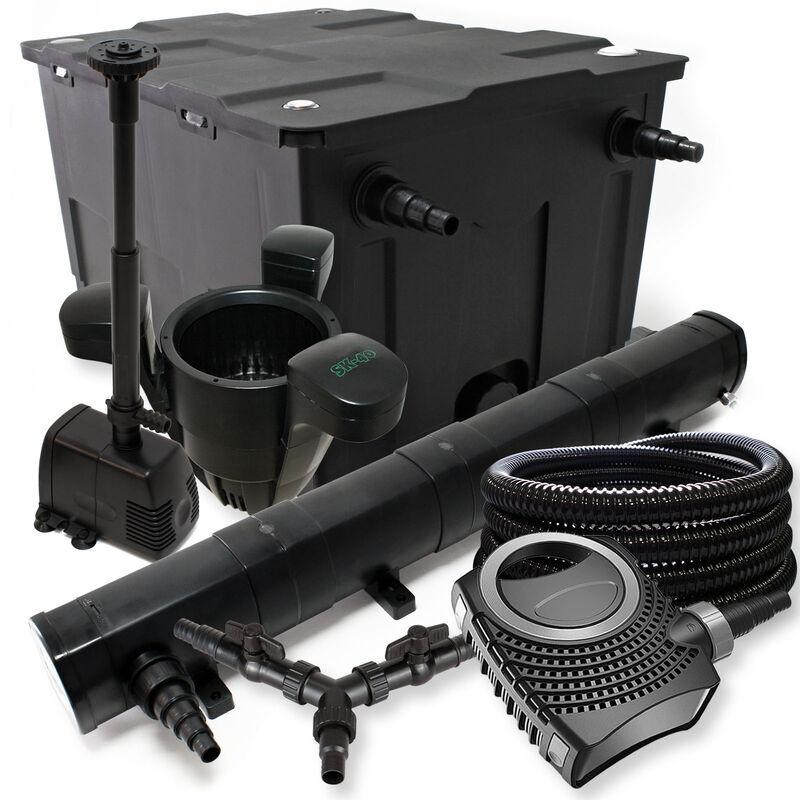 Wiltec - SunSun Kit filtration bassin 60000l 72W St?rilisateur NEO10000