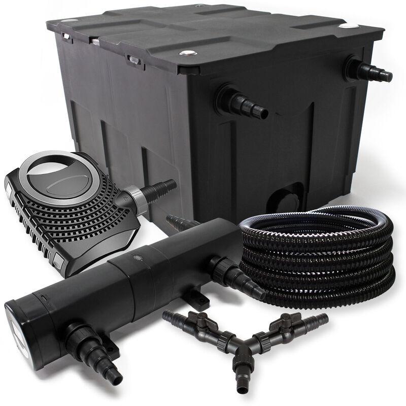 Wiltec - SunSun Kit filtration bassin 60000l 18W St?rilisateur NEO10000