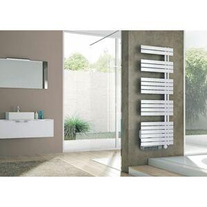 ALTERNA Radiateur seche-serviettes electrique CONCERTO asymetrique 500 W blanc - Publicité