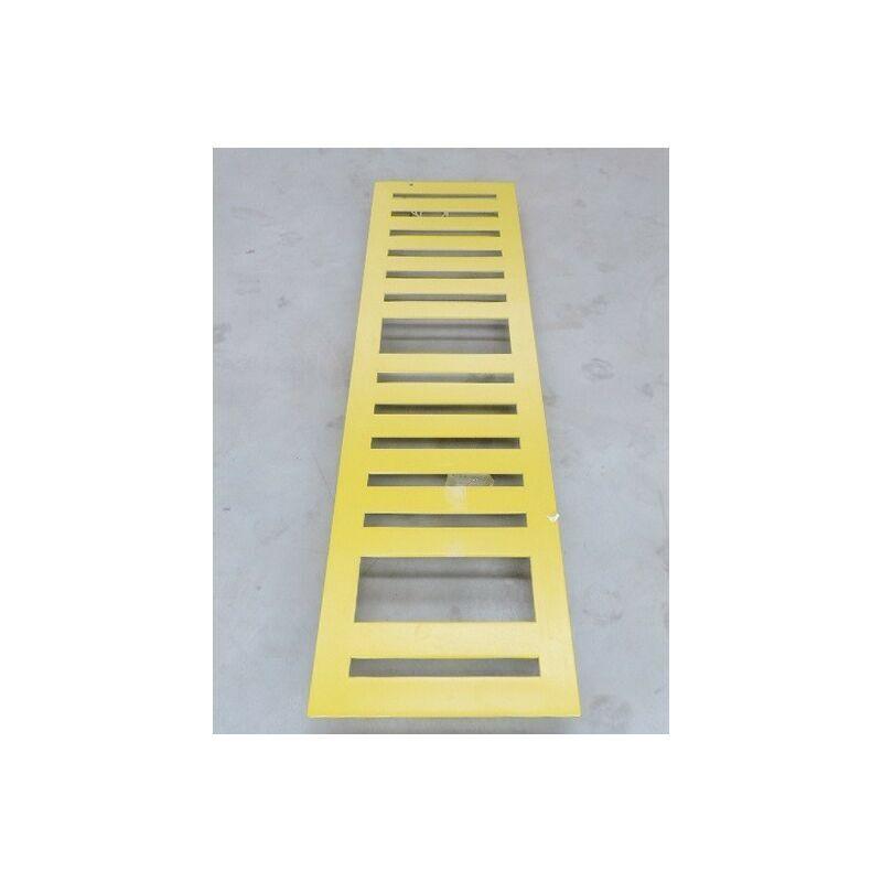 ACOVA Sèche-serviette électrique 750W fluide caloporteur jaune RAL 0846