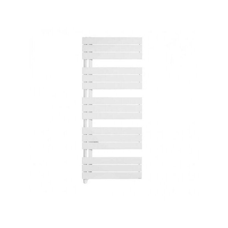 LVI Sèche-serviettes SILAY RF 750W FLUIDE - 4870017 Collecteur vertical à