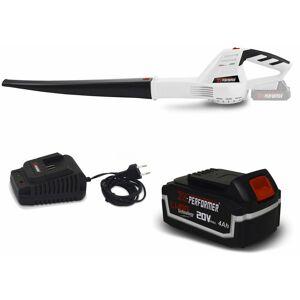 X-PERFORMER Souffleur rechargeable à batterie - X-Performer XPSE20LI - Vitesse air - Publicité