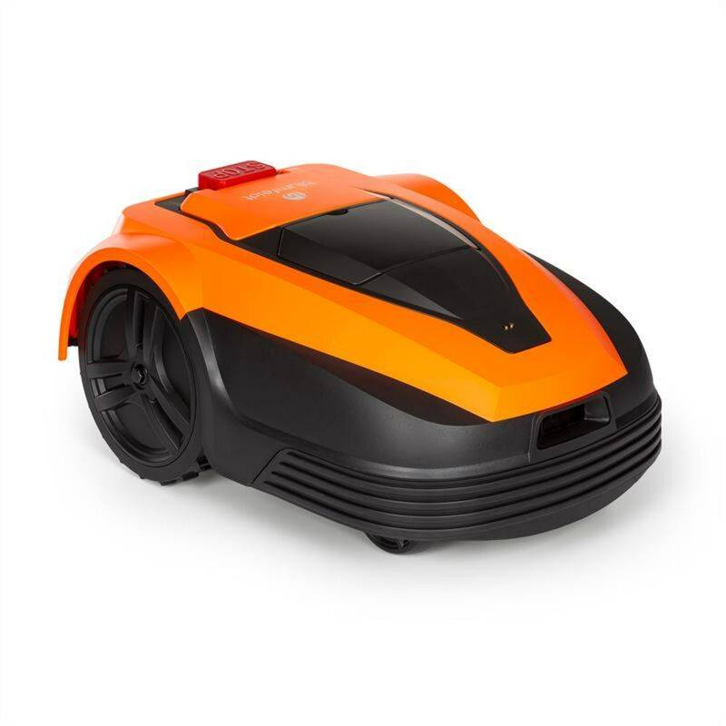 BLUMFELDT Blum Garden Hero Robot tondeuse sans fil batterie 180mn orange