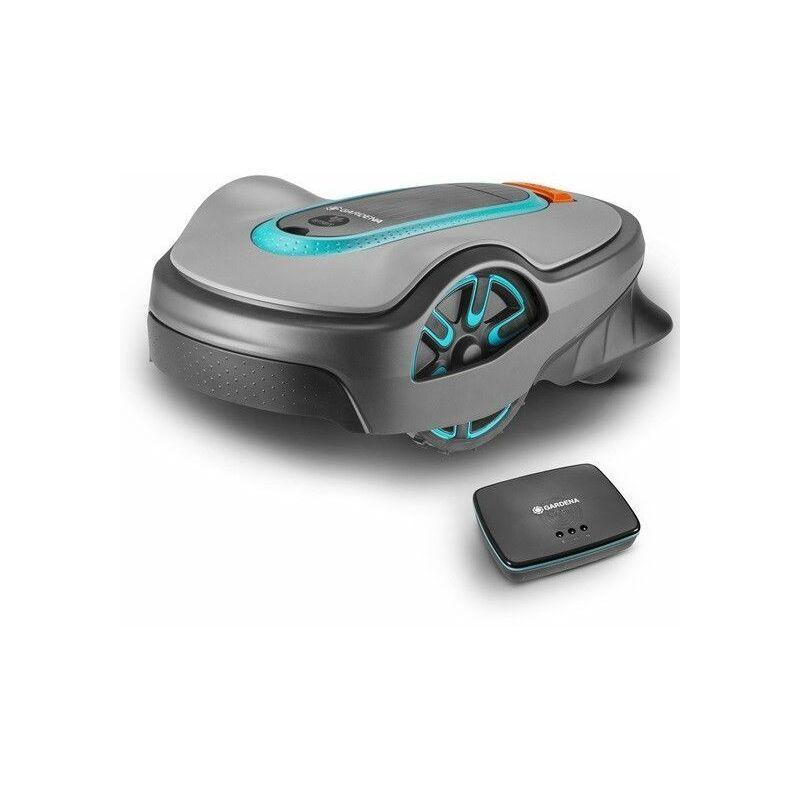Gardena - Tondeuse robot smart SILENO life 750 - surfaces 750 m²