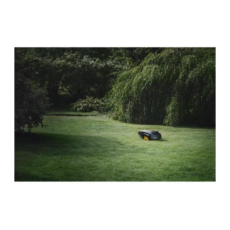 Mcculloch – Tondeuse à gazon sans fil robot ROB R1000