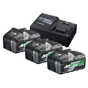 HiKOKI UC18YSL3WB3 Boosterpack Multi-Volt - (3 x 8Ah) 18 V - 4Ah 36 V - Publicité