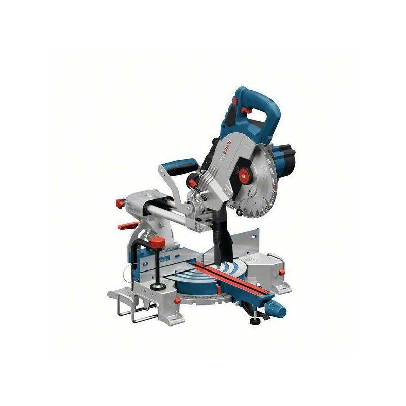 Bosch Professional Scie à onglets sans-fil BITURBO GCM 18V-216 (sans