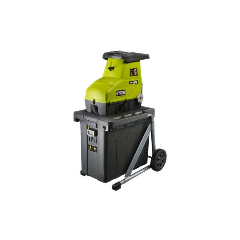 RYOBI Broyeur de végétaux électrique RYOBI 3000W RSH3045U - 5133004335