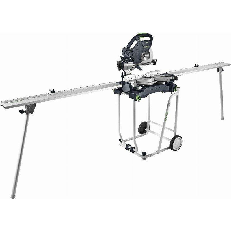 FESTOOL Scie à onglet radiale KAPEX KS 60E-UG-Set XL - 1200W Ø216 mm - 574789