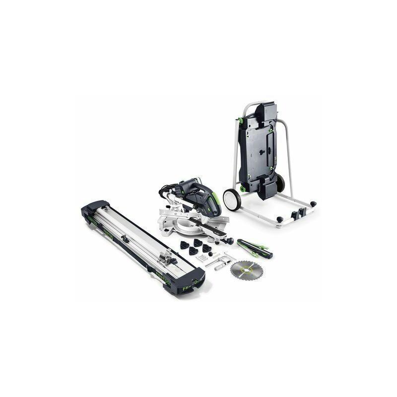 Festool Scie à onglets radiale KS 60 E-UG-Set/XL KAPEX - 574789