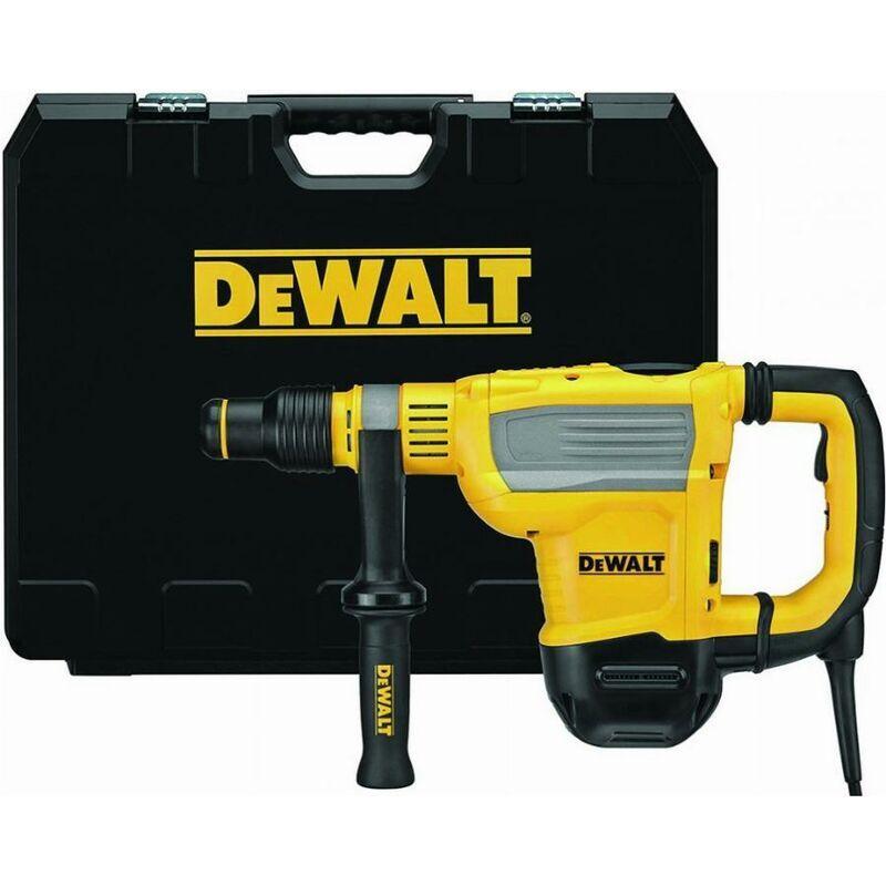 DEWALT Perforateur burineur SDS-MAX 1350w 10.5J 6kg DEWALT - D25614K