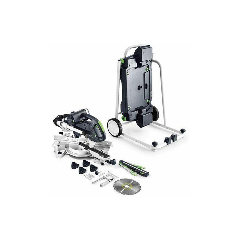 Festool Scie à onglets radiale KS 60 E-UG-Set KAPEX - 574788