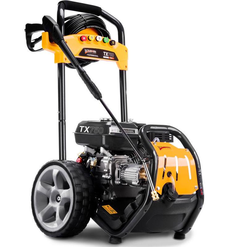 Wilks-USA TX750 - 8,0 hp - 3950 psi / 272 Bar Nettoyeur Haute Pression avec