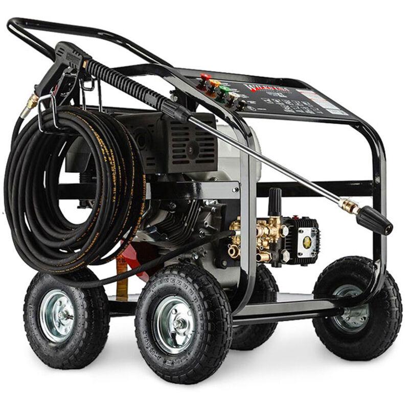 Wilks-USA TX850 - 15 hp - 4800 psi / 331 bar Nettoyeur haute pression avec Moteur